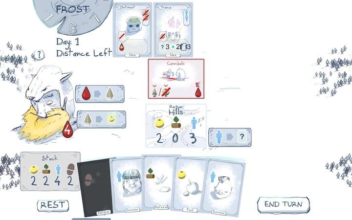 Frost v1.3 + Mod