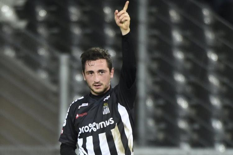 """Enes Saglik et Charleroi """"à 180 minutes d'un moment historique"""""""