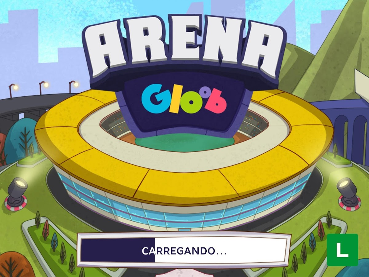 Arena Gloob- screenshot