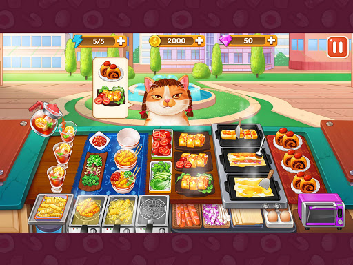 Breakfast Story: chef restaurant cooking games modavailable screenshots 16