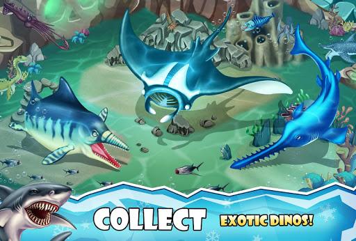 Jurassic Dino Water World 11.58 screenshots 7