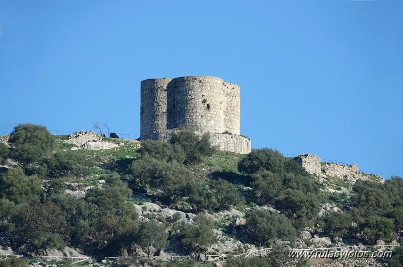 Castillo de Cote - Sierra de Montellano