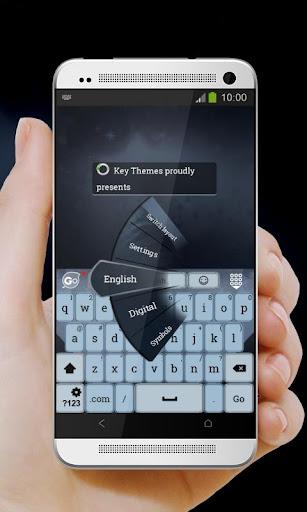 冥王星Míngwángxīng GO Keyboard