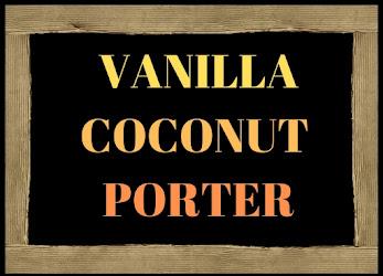 Vanilla Coconut Porter