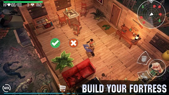 Live or Die: Zombie Survival MOD APK [Unlimited Money] 2