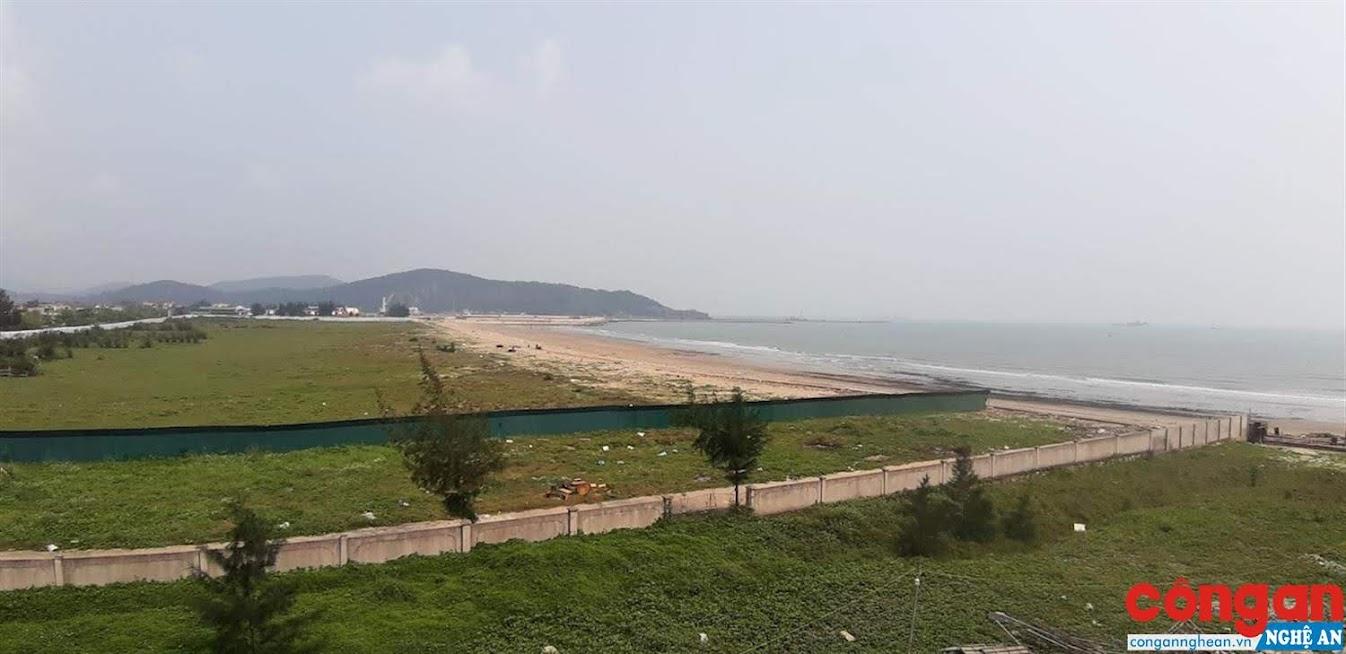 Hiện trạng Dự án Resort Golden City Cửa Lò