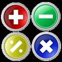 Math Quiz ( Math Games ) icon