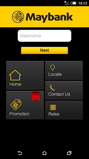 Maybank2u ID  screenshots 2