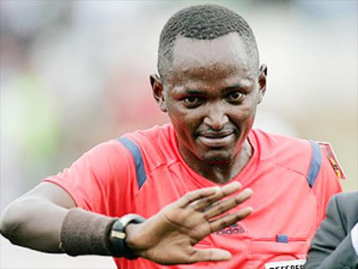 Juma, Omwena headline 2018 elite referees' list