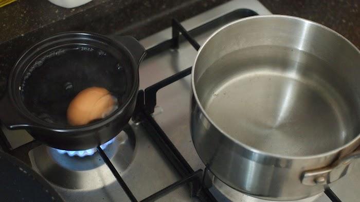 물 끓이기