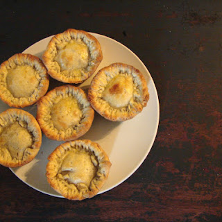 Pie, Mash & Liquor - vegetarian style