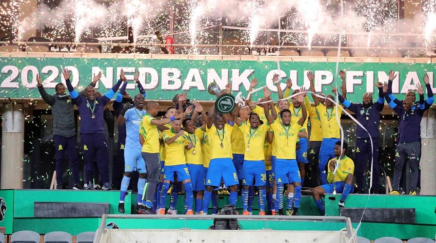 Mamelodi Sundowns' Nedbank Cup trophy safe as Bloem Celtic lose protest - SowetanLIVE