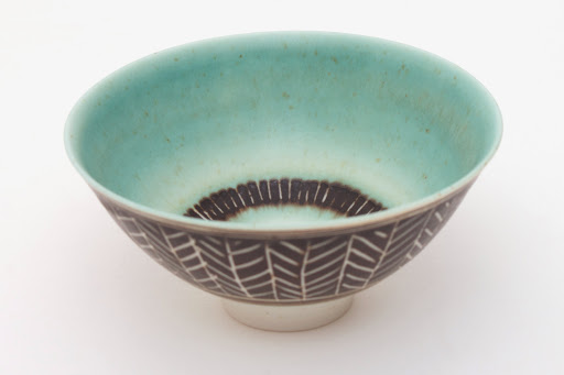Peter Wills Ceramic Bowl 059