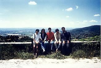 Photo: Cortona 1995