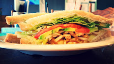 #2 - Cucumber Sandwich (Vegetarian)