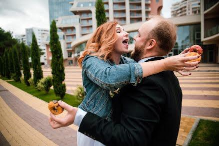 結婚式の写真家Влада Чижевская (chizh)。24.09.2017の写真