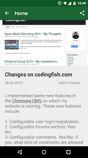 Codingfish- screenshot thumbnail