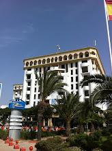 Photo: Susan and Mimoun's ALIA apartment building, Tangier.