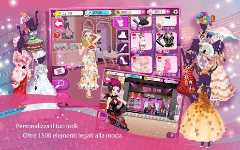Star Girl- miniatura screenshot