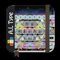 Celebration AiType Theme icon