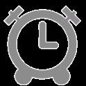 Alarm Clock WHEEL LIST am pm icon