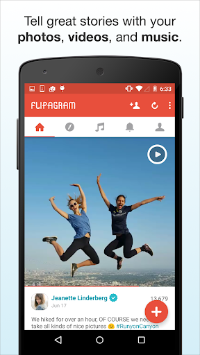 Flipagram - Slideshows + Music