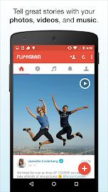 Flipagram Screenshot 1