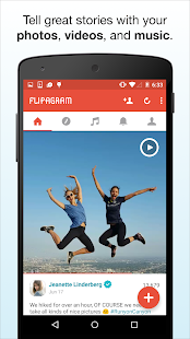 Flipagram - Slideshows + Music- screenshot thumbnail