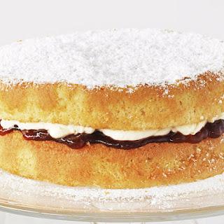 Victoria Sandwich Layer Cake