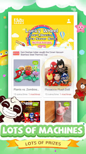Game Claw Toys- 1st Real Claw Machine Game APK for Windows Phone