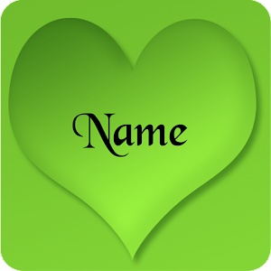 Hearty Names Live Wallpaper APK Icon