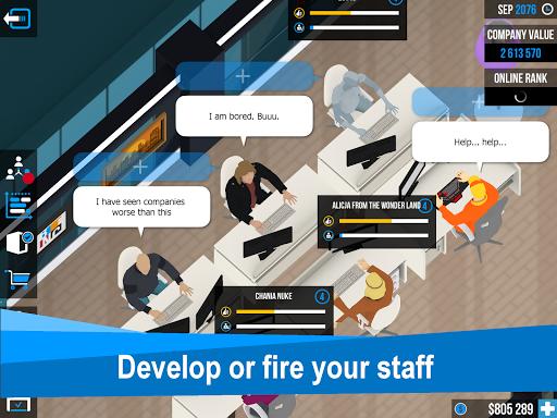 Business Inc. 3D: Realistic Startup Simulator Game 2.2.0 Mod screenshots 3
