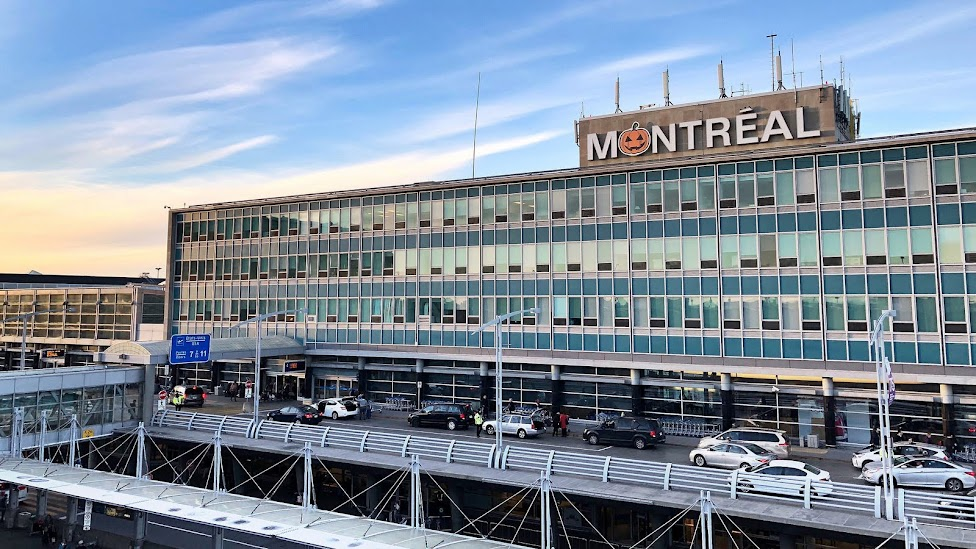 lotnisko Montreal-Pierre Elliott Trudeau, Montreal, Dorval, Jak dojechać z lotniska do centrum Montrealu
