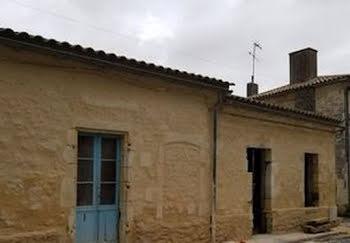 maison à Saint-Christoly-Médoc (33)