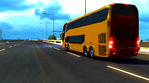 Bus simulator coach bus simulation 3d bus game 1.0 screenshots 3
