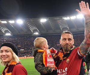 """? Italiaans voetbalicoon met waarschuwingstattoo neemt afscheid van profvoetbal: """"Ik miste mijn dochter"""""""