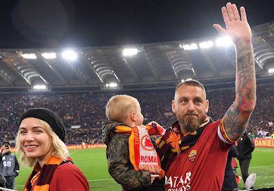 Daniele De Rossi déjà de retour à Rome pour succéder à son paternel ?
