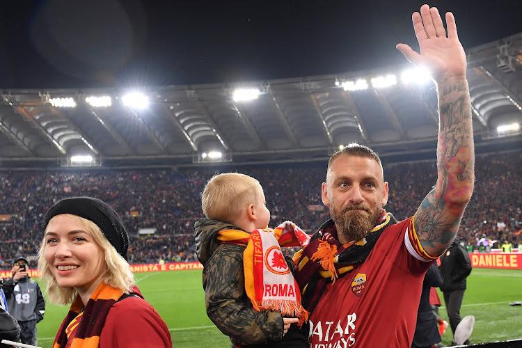 Daniele De Rossi staat voor spectaculaire terugkeer naar Serie A: niet als speler maar als trainer