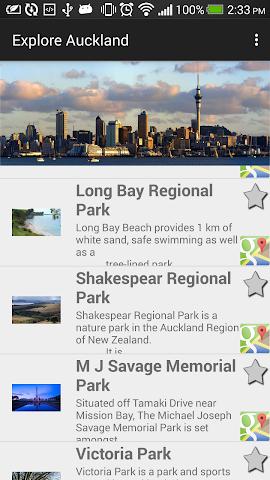 Screenshot 2 Explore Auckland