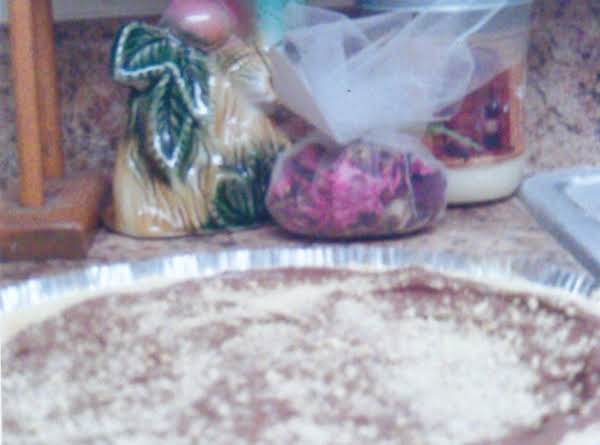Grace;s Almond Choc Fridge Pie