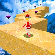 Game Princess Runner Snow Castle - Rush 3D 2018 APK for Kindle