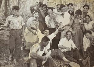 Photo: La Jira. Proveedor: Anabel Ventureira. Año: 1957.