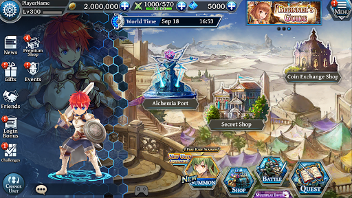 THE ALCHEMIST CODE filehippodl screenshot 7