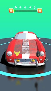 Car Restoration 3D MOD (Unlimited Money/No Ads) 3