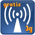 Internet 3g Gratis icon