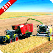 Farming Harvester Simulator 2017