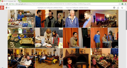 Photo: Link zur Fotogalerie auf der Website:  http://lokfelderbruecke.travetraum.de/advents-cafe-2014/