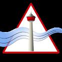 Calgary Wind Warning App icon