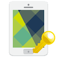Privacy Screen Filter - Key icon