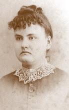 Photo: Mary Geletine Holman daughter of Absolem J & Millie Elizabeth Lovelace Holman